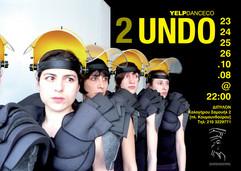 """""""2UNDO"""" poster"""