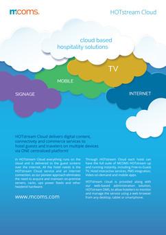 HOTstream Cloud