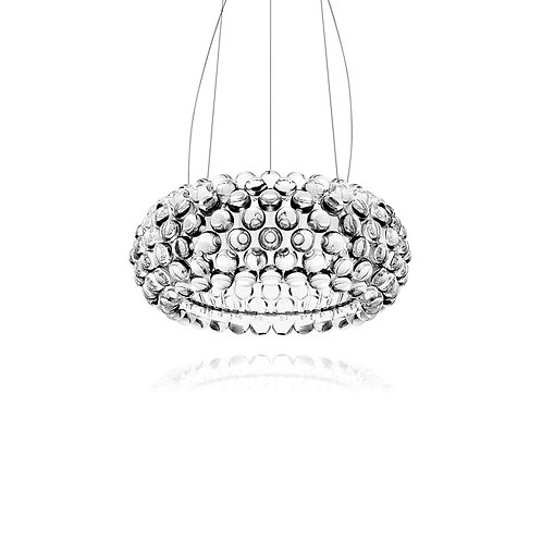 FOSCARINI Lampadario Caboche Led - media