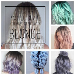 Are you already blonde__Do you fancy a colour change that will wash out the same colour just lighter