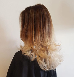 This ombré was created by Amanda, who has taken previously coloured hair to this stunning colour.jpg
