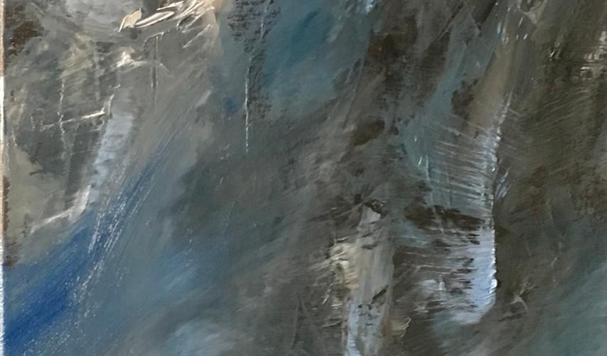 Lueur sur le Glacier