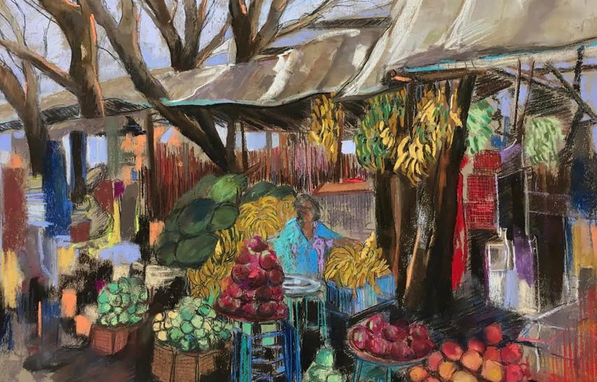 Marché Birman