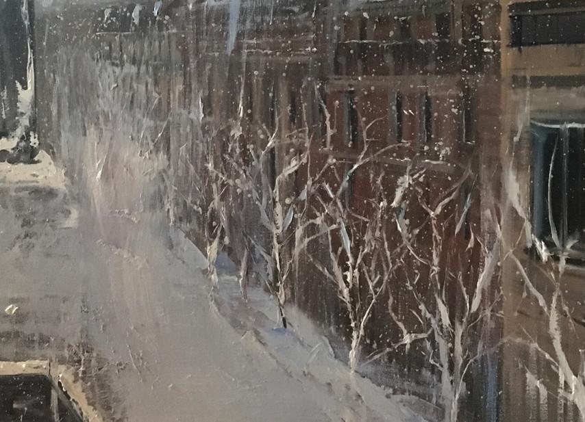 Neige sur le Faubourg (2018)