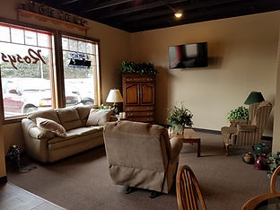 Cozy Seating Areas