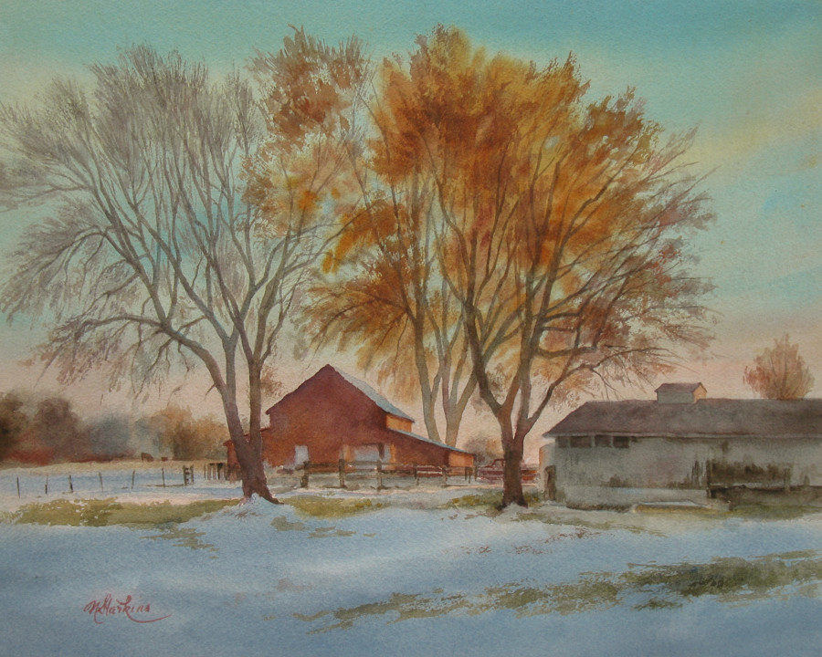 NancyHarkins--Winter's Greeting    (150