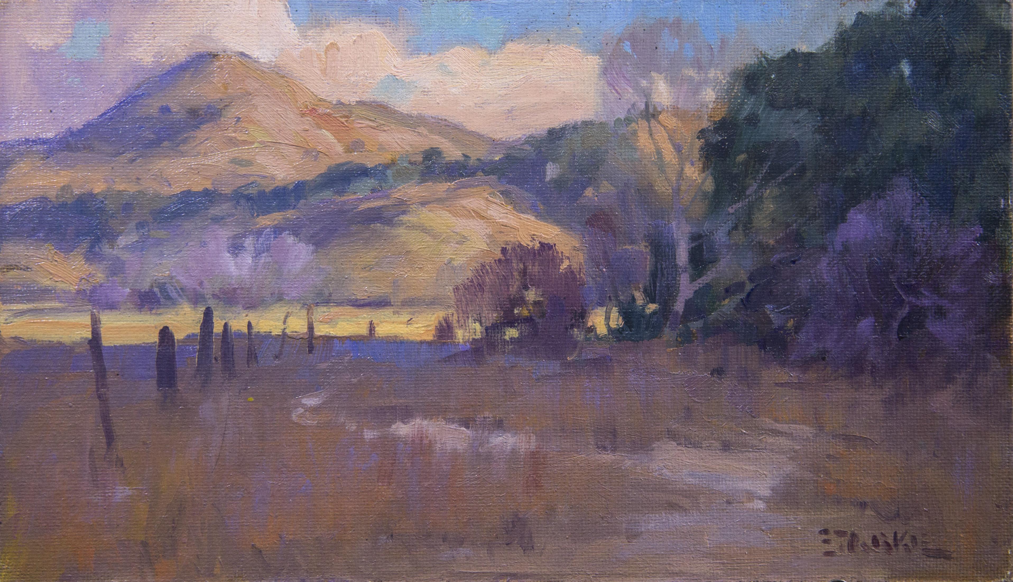 San Rafael Valley, Arizona 6x10