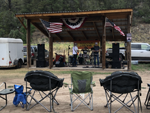 Scenes from Memorial Day with The Malcom Tense Band