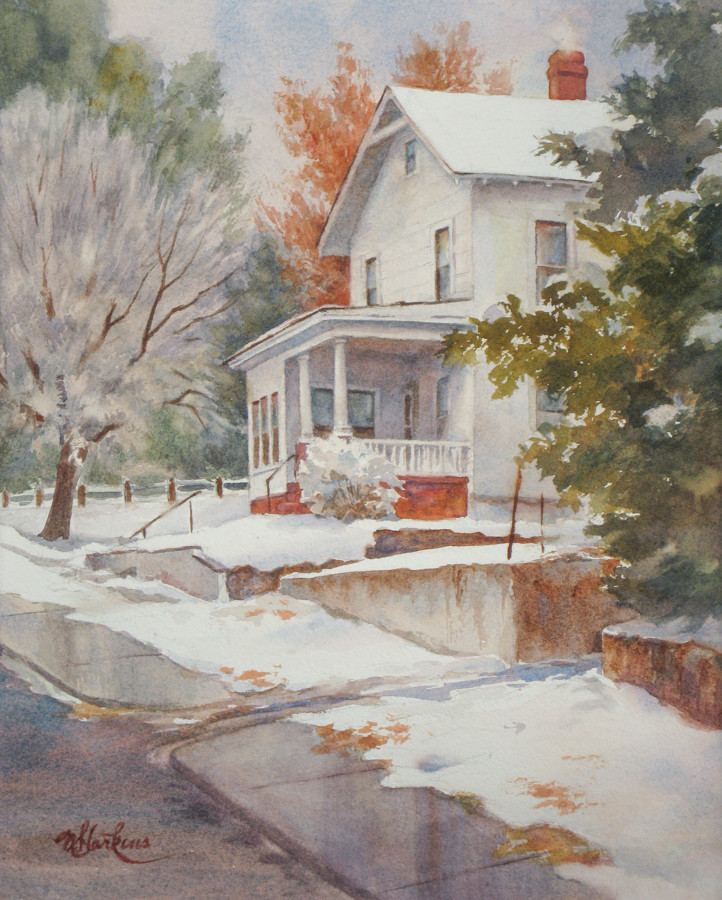 First Snow (Low Res).jpg