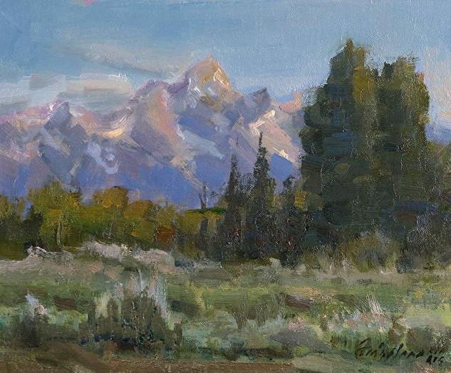 Teton Dawn