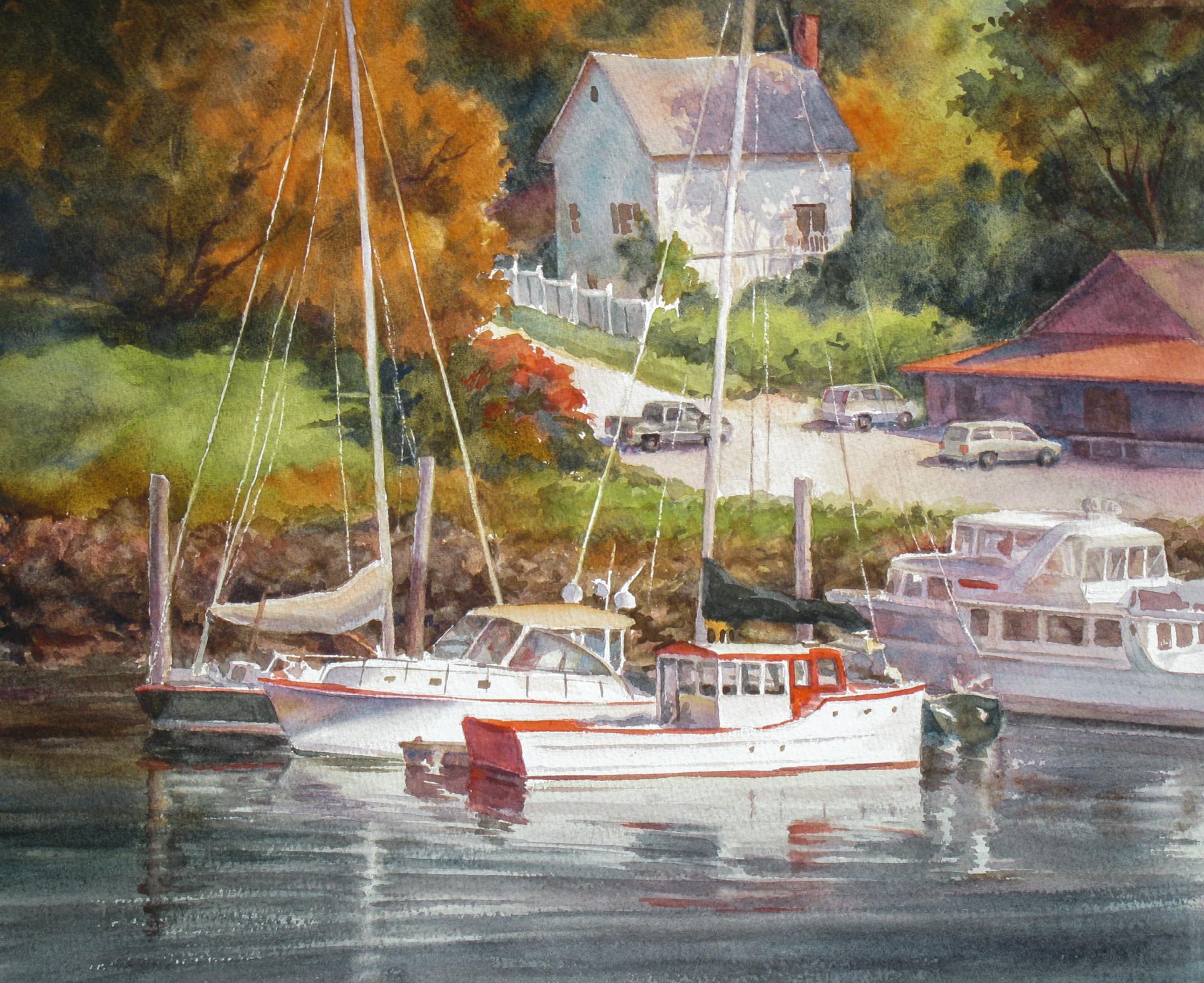Camden Marina