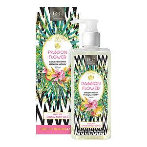 B&C+Passion+Flower_Wash+Box_Bottle_300ml