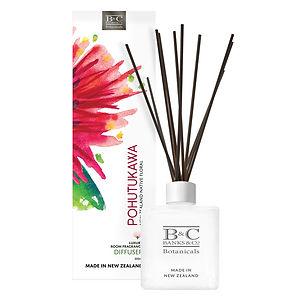 B&C+Pohutukawa+Diffuser+Box_Bottle_150ml