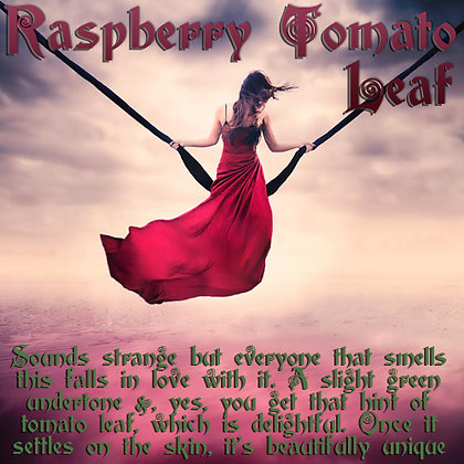 Raspberry Tomato Leaf