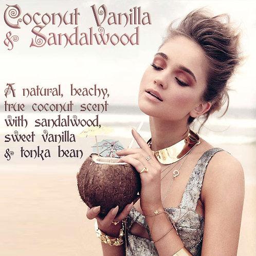 Coconut Vanilla & Sandalwood Parfum