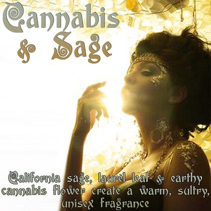 Cannabis & Sage