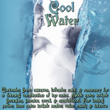 Cool Water (masculine)