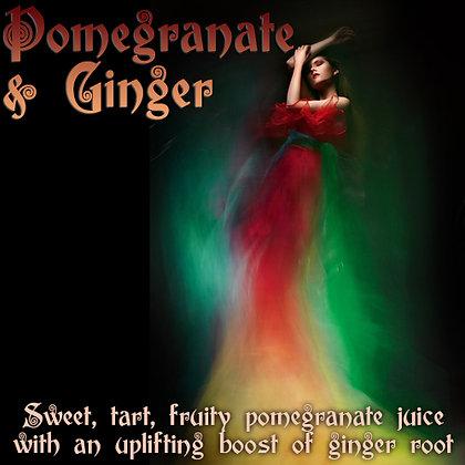 Pomegranate & Ginger