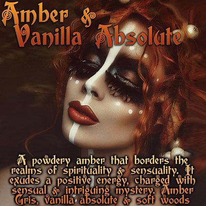 Amber & Vanilla Absolute