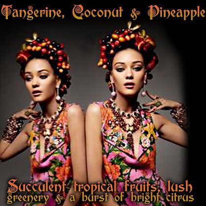 Tangerine Coconut & Pineapple Parfum