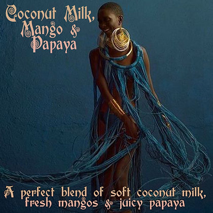 Coconut Milk, Mango & Papaya Parfum