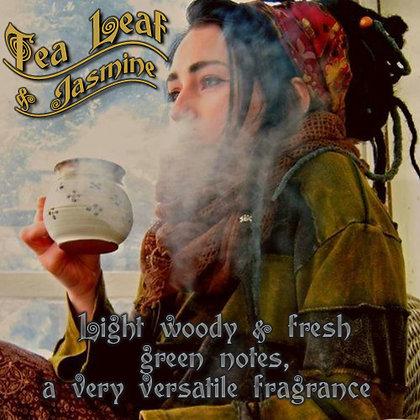 Tea Leaf & Jasmine