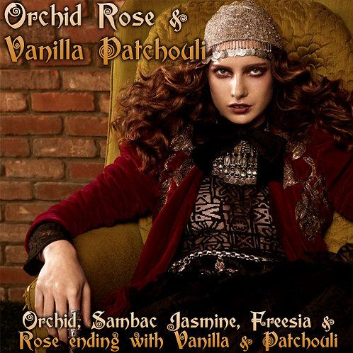Orchid Rose & Vanilla Patchouli Parfum