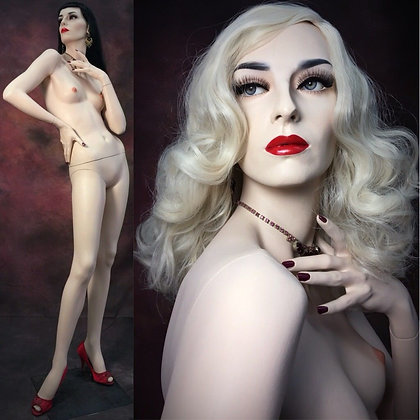 ~Lisa~ LIF4 by Rootstein Mannequins