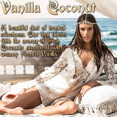 Vanilla Coconut