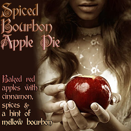Spiced Bourbon Apple Pie Parfum