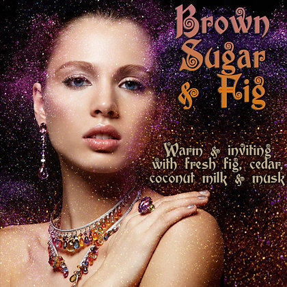 Brown Sugar & Fig