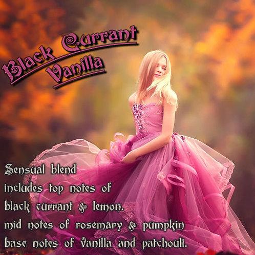 Black Currant Vanilla