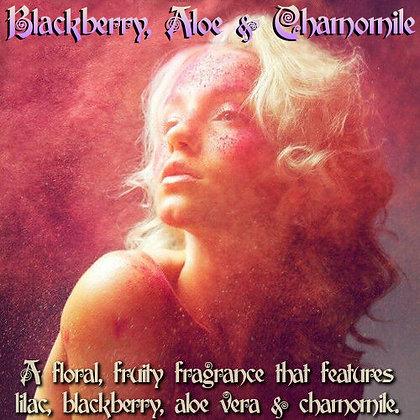 Blackberry, Aloe & Chamomile Parfum