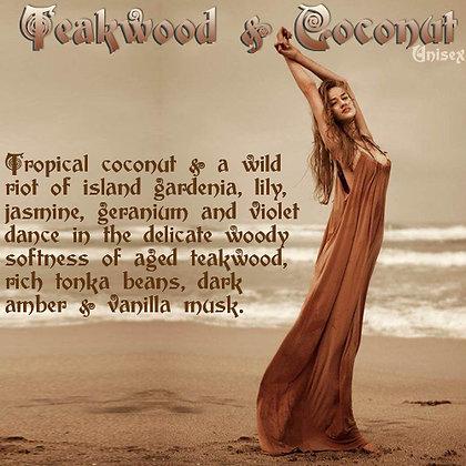 Teakwood Coconut