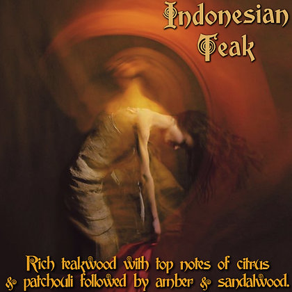Indonesian Teak