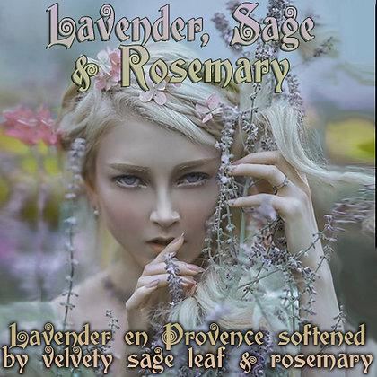 Lavender, Sage & Rosemary