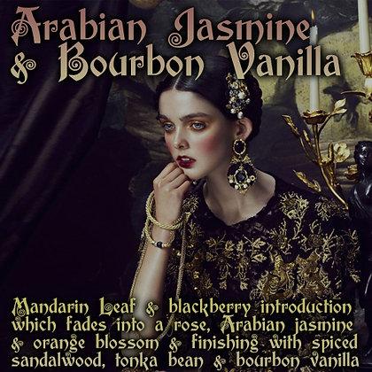 Arabian Jasmine & Bourbon Vanilla Parfum
