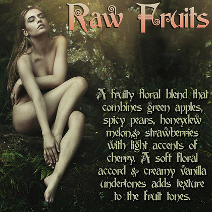 Raw Fruit Parfum