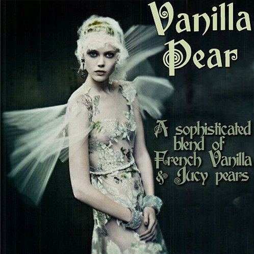 Vanilla Pear