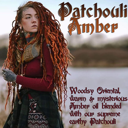 Patchouli Amber