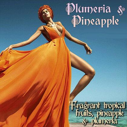 Plumeria & Pineapple Parfum