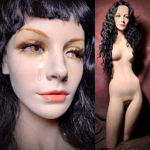 ~Crying Bust~ by Greneker Mannequin