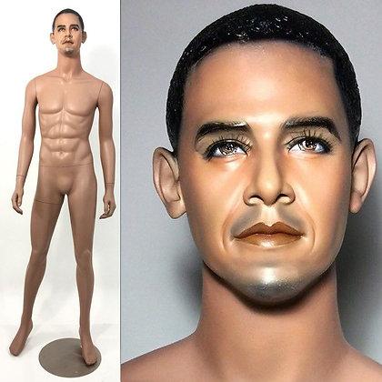 ~Barack Obama~ by LV Mannequin