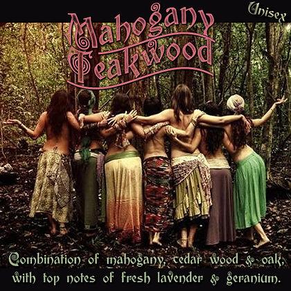 Mahogany & Teakwood