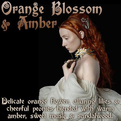 Orange Blossom & Amber