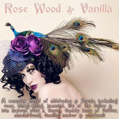 Rose Wood & Vanilla Parfum
