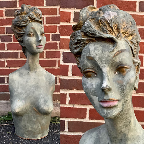 ~Green~ by Vintage Mannequins