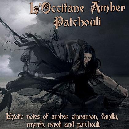 L'Occitane Amber Patchouli