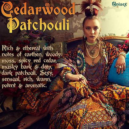 Cedarwood Patchouli