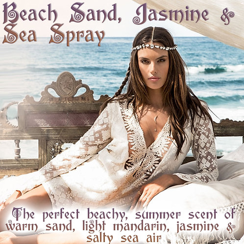 Beach Sand, Jasmine & Sea Spray Parfum
